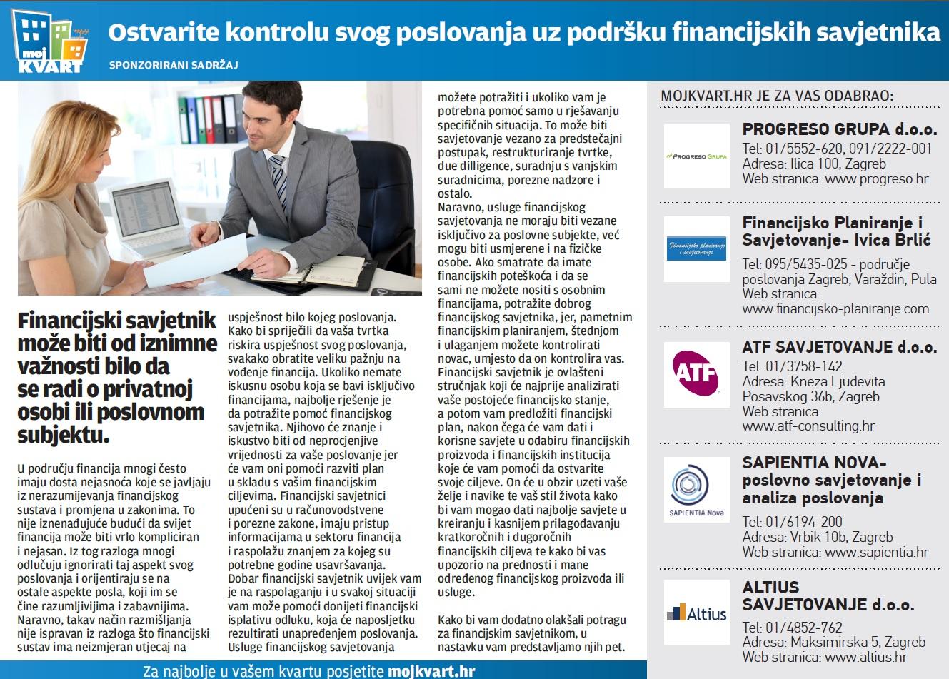 Članak u Večernjem listu – Ivica Brlić